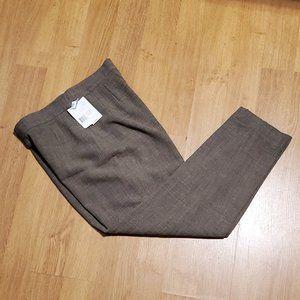 Liz Claiborne lined houndstooth dress pants NWT